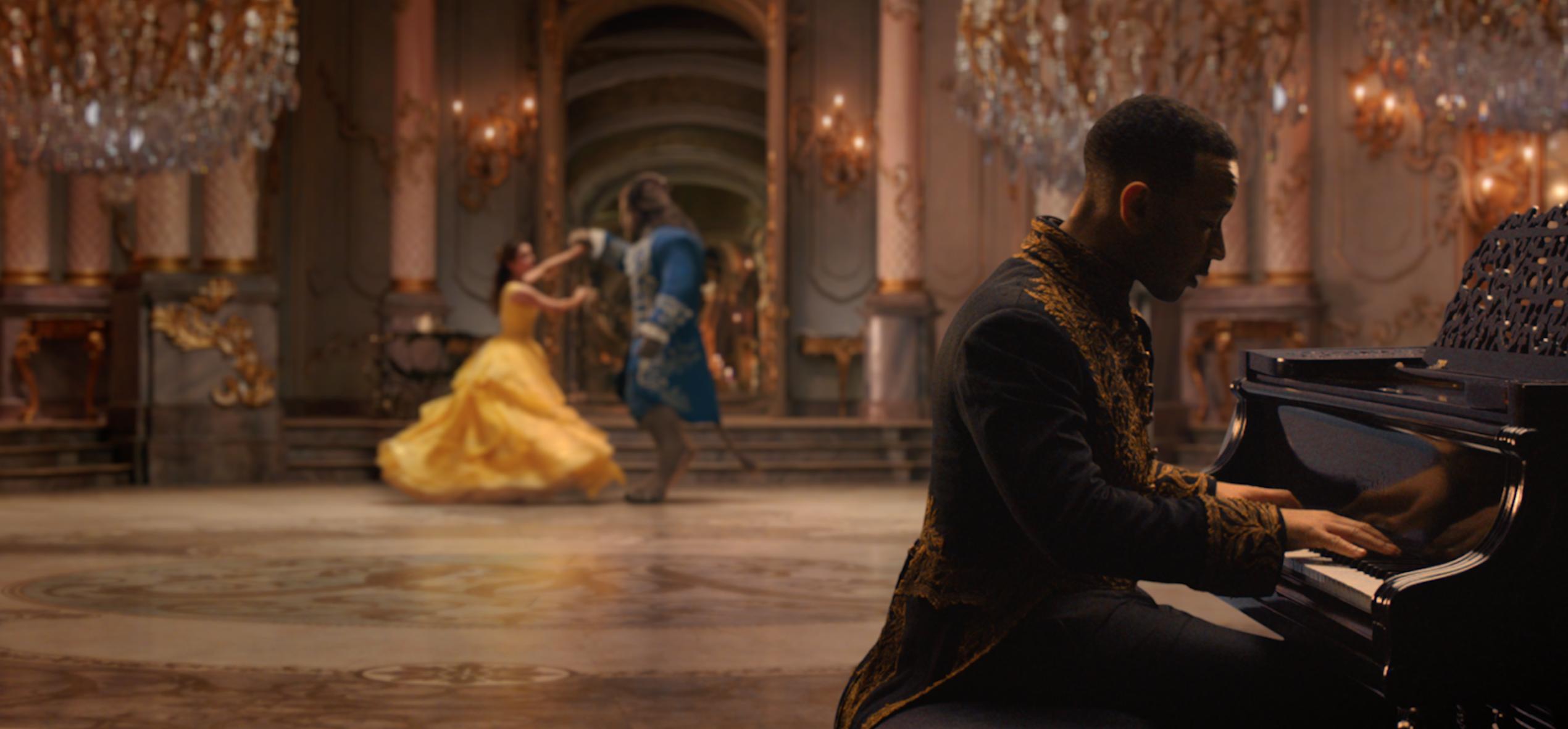 "Ariana Grande and John Legend | ""Beauty and the Beast"""