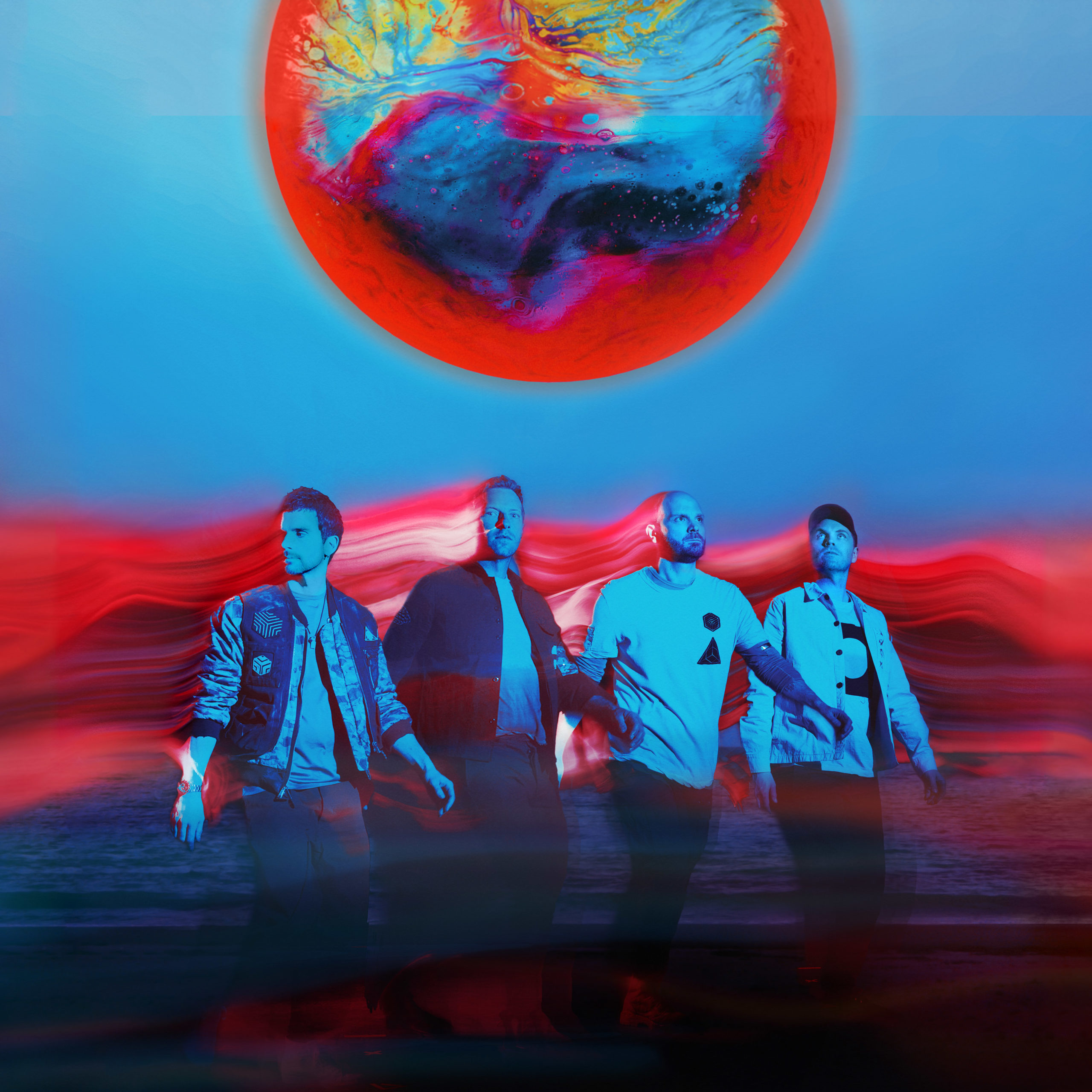 Overview | Coldplay - Higher Power