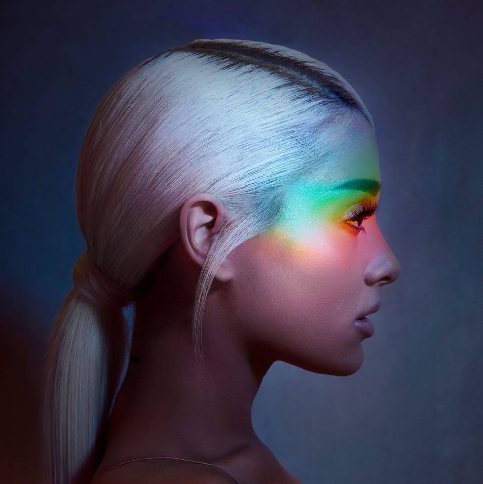 Overview &#124 Ariana Grande - No Tears Left To Cry Single Artwork
